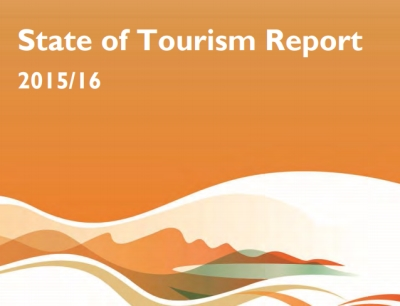 South Africa's 2015/16 State of Tourism Report